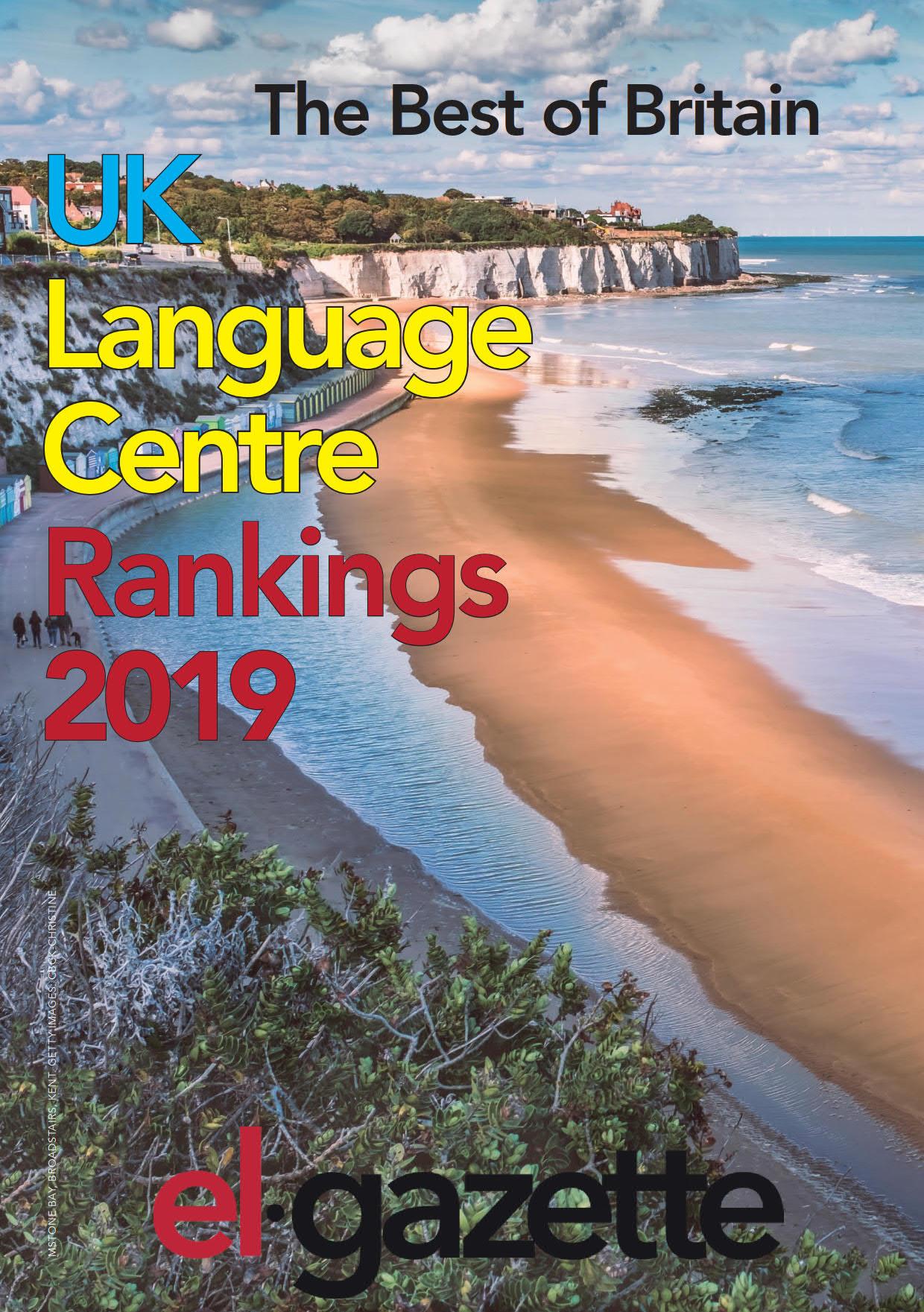 UK Language Centre Rankings 2019