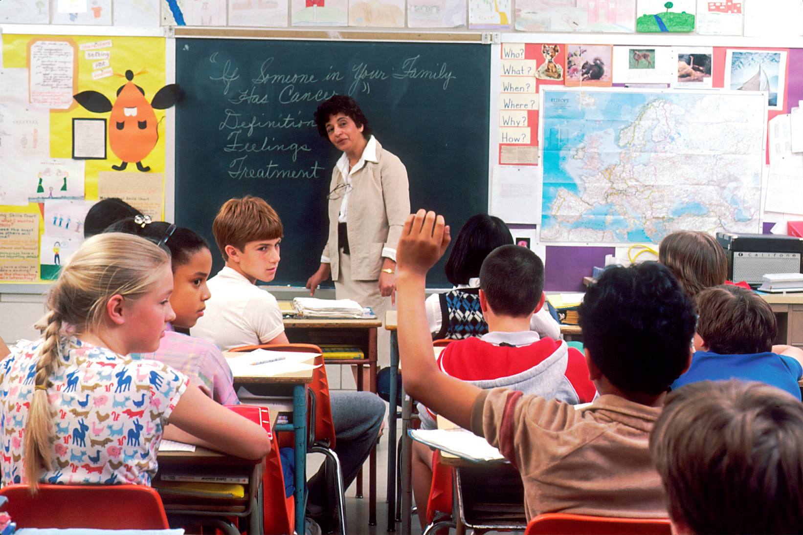 Don't judge a learner by their label: US teacher expectations of ELLs