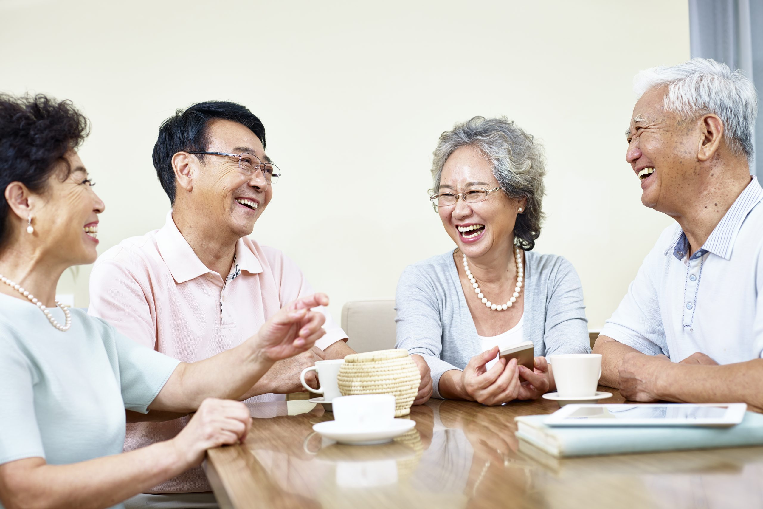 How the elderly brain benefits from bilingualism
